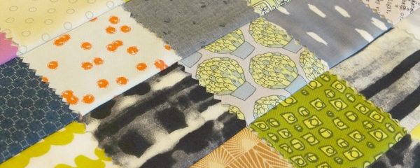 Quilting with a Foundation Grid Tutorial