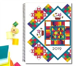 Just updated the discount code for the NEW 2019 Planner!!! https://www.iaquilters.com/virtual-swag-b