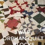 Orphan Quilt Blocks Swap