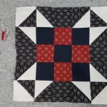 Nine Patch Star Quilt Block Video