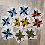 Mock Eight Point Quilt Block Video