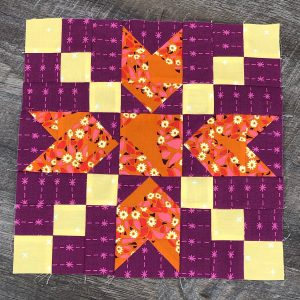 I keep saying every block is my favorite. I'm pretty sure this one actually is though! Haha! O