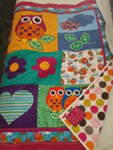 Hallo to all my new quilter friends, for my sunny South Africa. Winter has started and I'm liv