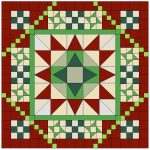 Holiday Mystery Quilt - Step 5