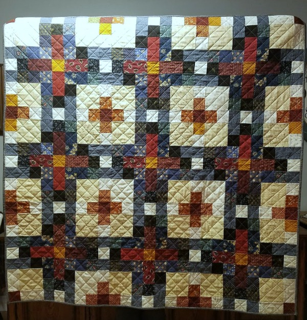 mystery quilt 1 -1
